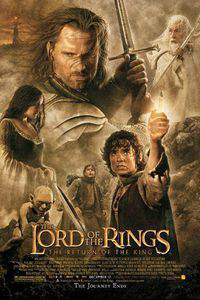 The Lord of the Rings: The Return of the King (Director's cut) main cover