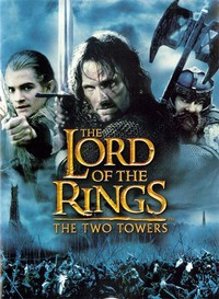 The Lord of the Rings: The Two Towers (Director's cut) main cover