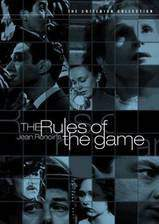 the_rules_of_the_game_1961 movie cover