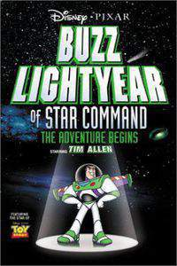 Buzz Lightyear of Star Command main cover