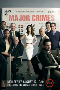 Major Crimes movie cover