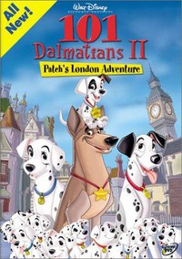101 Dalmatians II: Patch's London Adventure main cover