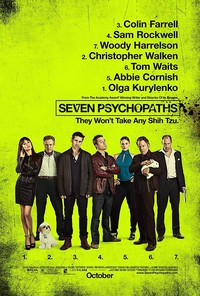 Seven Psychopaths main cover