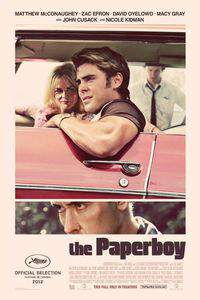 The Paperboy main cover