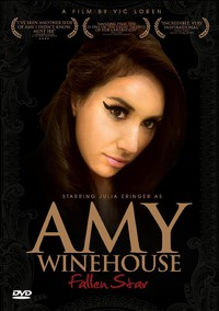 Amy Winehouse: Fallen Star main cover