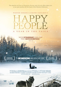 Happy People: A Year in the Taiga main cover