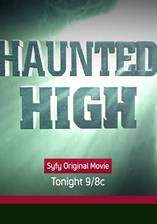 haunted_high movie cover