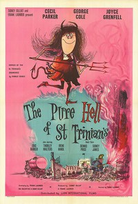 The Pure Hell of St. Trinian's main cover