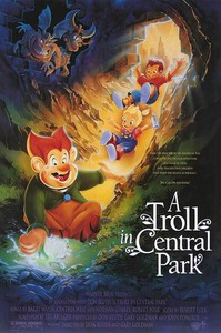 A Troll in Central Park main cover