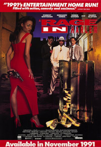 A Rage in Harlem main cover
