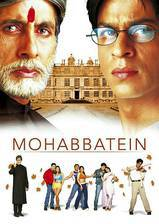 mohabbatein movie cover