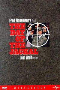 The Day of the Jackal main cover