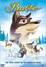 balto movie cover