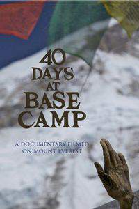 40 Days at Base Camp main cover