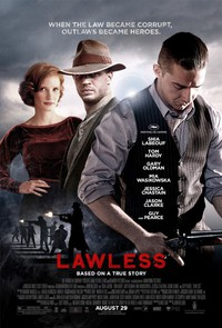 Lawless main cover