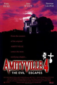 Amityville: The Evil Escapes main cover