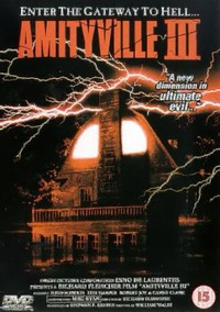 Amityville 3-D main cover