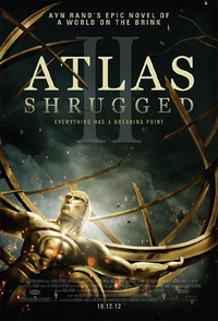 Atlas Shrugged: Part II main cover