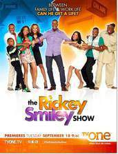the_rickey_smiley_show movie cover