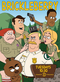 Brickleberry movie cover