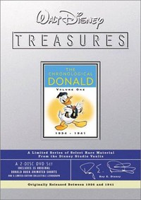Donald's Penguin main cover