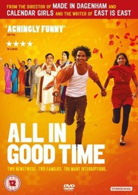 All in Good Time main cover