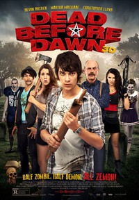 Dead Before Dawn 3D main cover