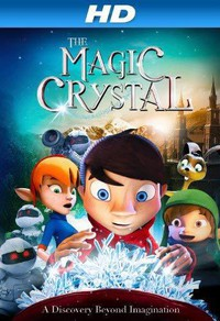 The Magic Crystal main cover