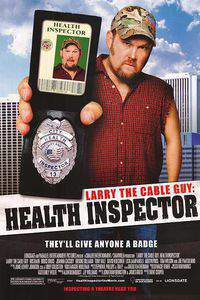 Larry the Cable Guy: Health Inspector main cover