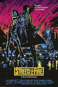Streets of Fire main cover
