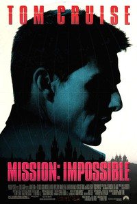 Mission: Impossible main cover