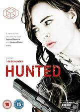 hunted_2012 movie cover