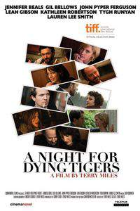 A Night for Dying Tigers main cover