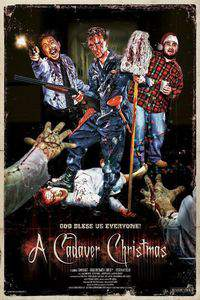 A Cadaver Christmas main cover