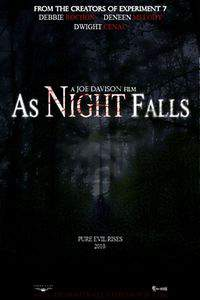 As Night Falls main cover
