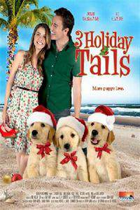 3 Holiday Tails main cover