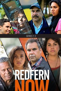 Redfern Now movie cover
