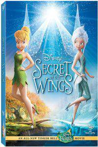 Secret of the Wings main cover