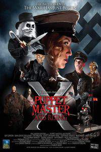Puppet Master X: Axis Rising main cover