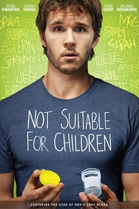 Not Suitable for Children main cover