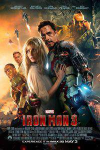 Iron Man 3 main cover