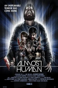 Almost Human main cover