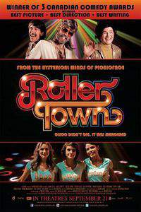 Roller Town main cover