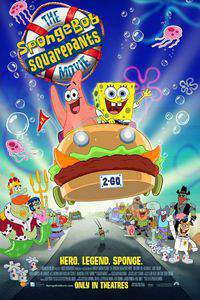 The SpongeBob SquarePants Movie main cover