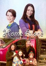 home_alone_5_the_holiday_heist_alone_in_the_dark movie cover