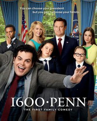 1600 Penn movie cover