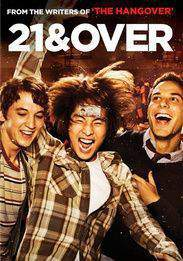 21 and Over main cover