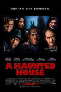 A Haunted House main cover