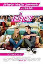 the_first_time_2012 movie cover