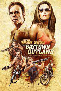 The Baytown Outlaws main cover